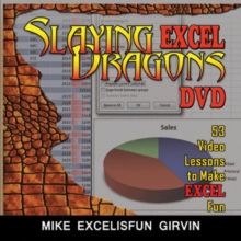 Slaying Excel Dragons DVD, DVD Audio Book