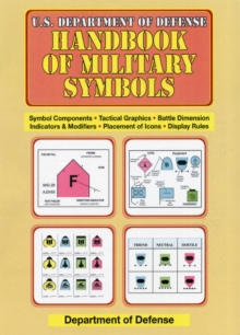 U.S. Department of Defense Handbook of Military Symbols, Paperback / softback Book