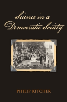 Science in a Democratic Society, Hardback Book