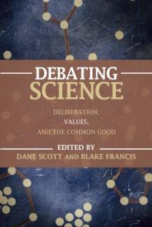 Debating Science, Paperback Book