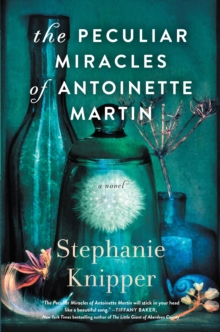 The Peculiar Miracles of Antoinette Martin, Hardback Book