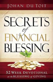Secrets of Financial Blessing, Hardback Book