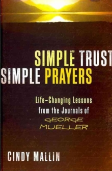 Simple Trust, Simple Prayers, Paperback / softback Book