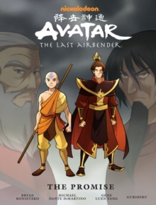 Avatar: The Last Airbender# The Promise Library Edition, Hardback Book
