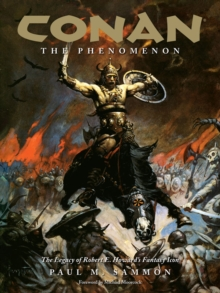 Conan The Phenomenon, Paperback / softback Book