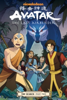 Avatar: The Last Airbender#the Search Part 2, Paperback / softback Book