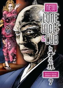 New Lone Wolf And Cub Volume 7, Paperback / softback Book