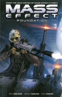Mass Effect: Foundation Vol. 3, Paperback / softback Book