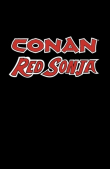 Conan Red Sonja, Hardback Book