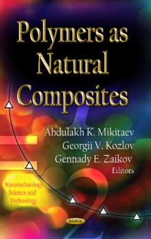 Polymers as Natural Composites, Paperback / softback Book