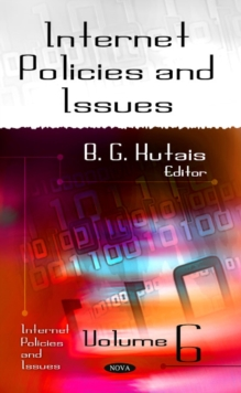 Internet Policies & Issues : Volume 6, Hardback Book