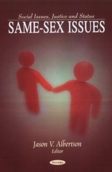 Same-Sex Issues, Paperback / softback Book