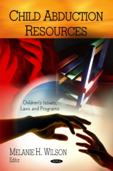 Child Abduction Resources, Hardback Book