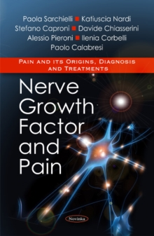 Nerve Growth Factor & Pain, Paperback Book
