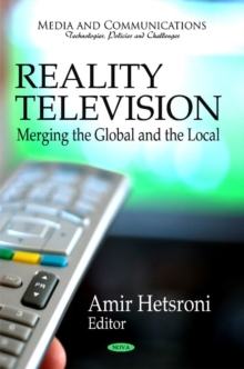 Reality Television : Merging the Global & the Local, Hardback Book