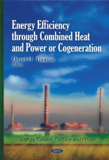 Energy Efficiency Through Combined Heat & Power or Cogeneration, Hardback Book