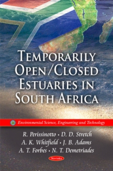 Temporarily Open/Closed Estuaries in South Africa, Paperback Book