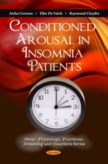 Conditioned Arousal in Insomnia Patients, Paperback / softback Book