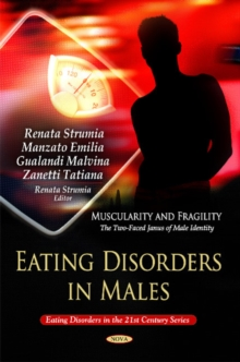 Eating Disorder in Males, Hardback Book