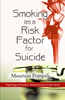 Smoking as a Risk Factor for Suicide, Paperback / softback Book