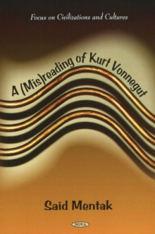 (Mis)reading of Kurt Vonnegut, Hardback Book