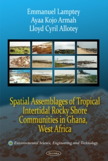 Spatial Assemblages of Tropical Intertidal Rocky Shore Communities in Ghana, West Africa, Paperback Book