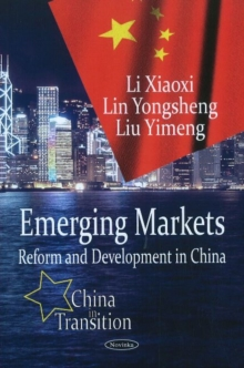 Emerging Markets : Reform & Development in China, Paperback Book