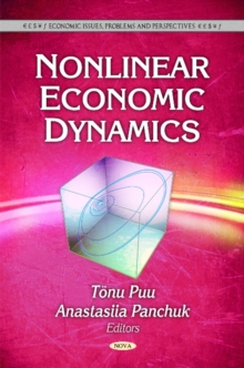Nonlinear Economic Dynamics, Hardback Book