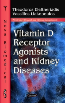 Vitamin D Receptor Agonists & Kidney Diseases, Paperback / softback Book