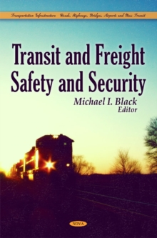 Transit & Freight Safety & Security, Hardback Book