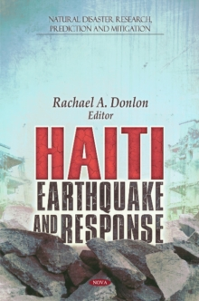 Haiti : Earthquake & Response, Hardback Book