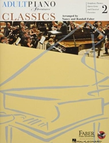 Adult Piano Adventures Classics Book 2 (Piano), Paperback / softback Book
