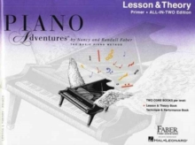Piano Adventures : Lesson and Theory Book - Primer Level, Paperback Book