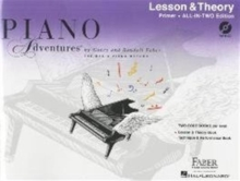 Piano Adventures : Lesson And Theory Book - Primer (Book/CD), Paperback Book