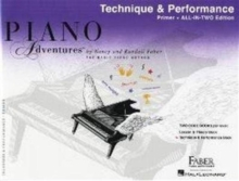 Piano Adventures : Technique And Performance Book - Primer Level, Paperback Book