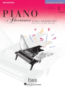 Piano Adventures : Lesson And Theory Book - Level 1 (Book Only), Paperback Book