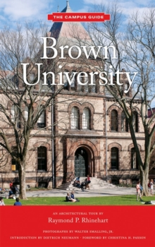 Brown University : An Architectural Tour, Paperback / softback Book