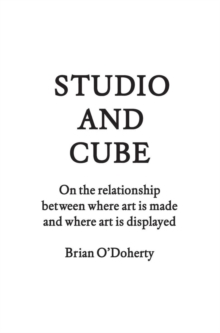 Studio and Cube, Paperback / softback Book