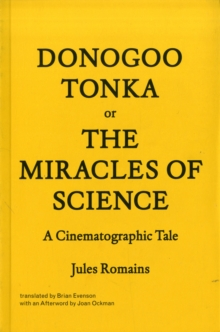 Donogoo Tonka or the Miracles of Science, Paperback / softback Book