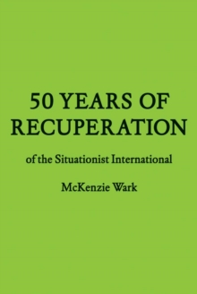 50 Years of Recuperation of Situa, Paperback / softback Book