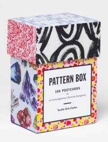 Pattern Box : 100 Postcards by Ten Contemporary Pattern Designers, Postcard book or pack Book