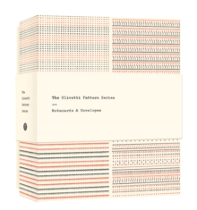 Olivetti Pattern Series Notecards,  Book
