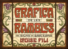 Grafica de les Rambles : The Signs of Barcelona, Hardback Book