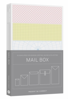 Mail Box : Twenty Envelopes for Sending, Sorting, Saving and Collecting, Other printed item Book