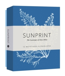 Sunprint Notecards : The Cyanotypes of Anna Atkins, Cards Book