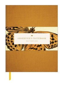 Observer's Notebook: Butterflies, Paperback / softback Book