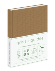 Grids & Guides Eco : A Notebook for Ecological Thinkers, Notebook / blank book Book