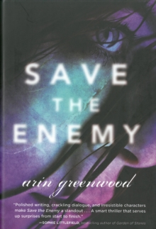 Save The Enemy, Hardback Book