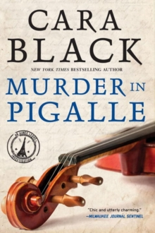 Murder In Pigalle, Paperback / softback Book