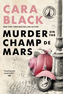 Murder On The Champ De Mars, Paperback Book